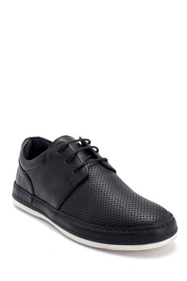 Siyah Erkek Deri Ayakkabı 5638252673