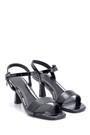 5638259086 Kadın Topuklu Sandalet Ayakkabı