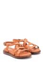 5638268217 Kadın Deri Sandalet