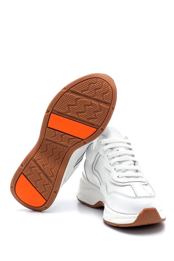 5638308783 Kadın Deri Sneaker