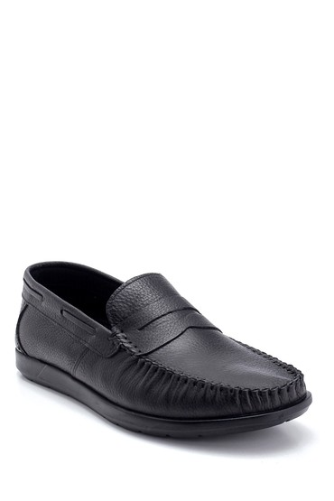 Siyah Erkek Deri Loafer 5638252510