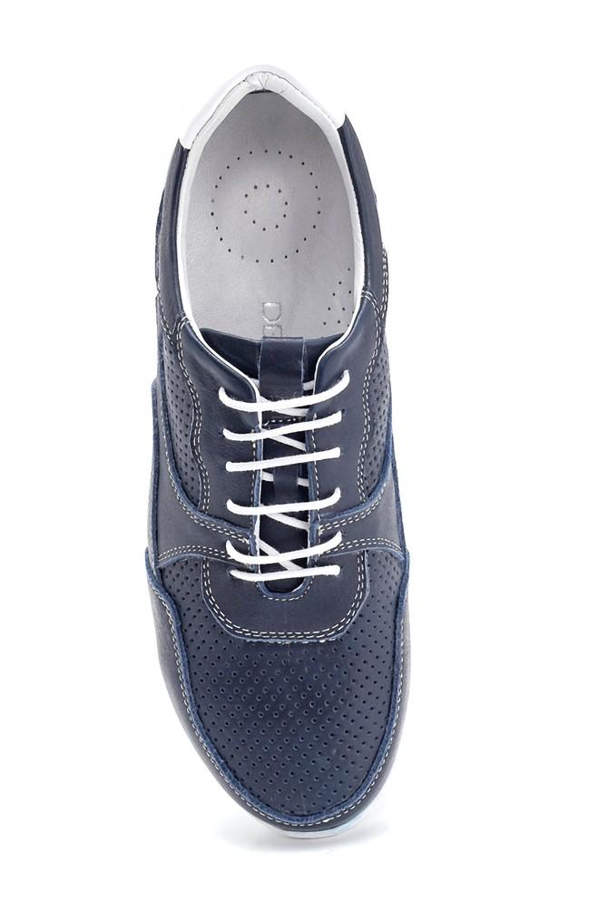 5638265614 Kadın Deri Ayakkabı