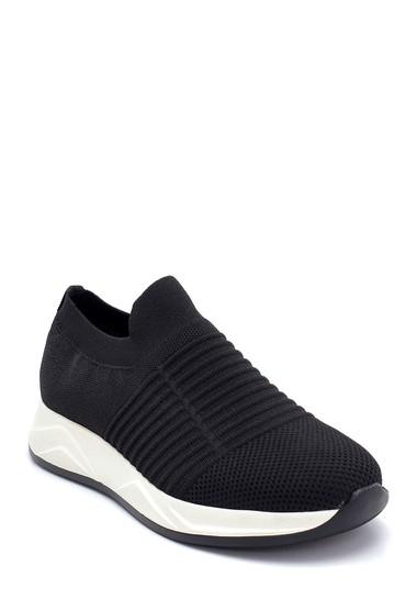 Siyah Erkek Çorap Sneaker 5638275085