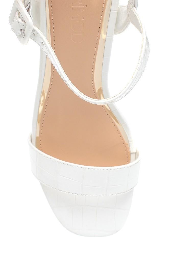 5638259103 Kadın Topuklu Sandalet