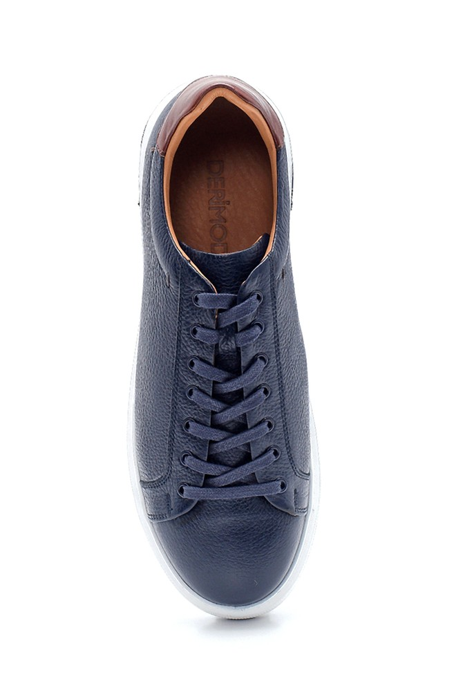 5638277100 Erkek Deri Sneaker