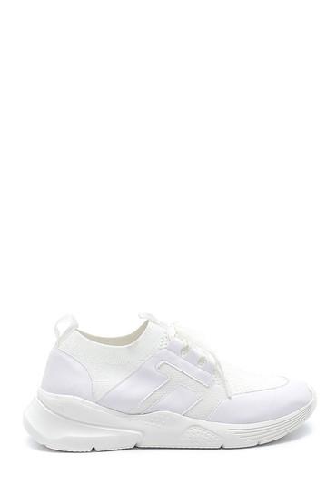 Beyaz Kadın Çorap Sneaker 5638280395