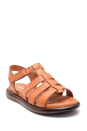 Taba Kadın Deri Sandalet 5638268290