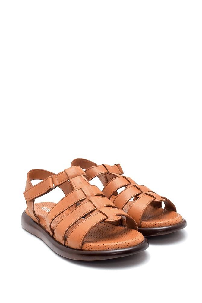 5638268290 Kadın Deri Sandalet