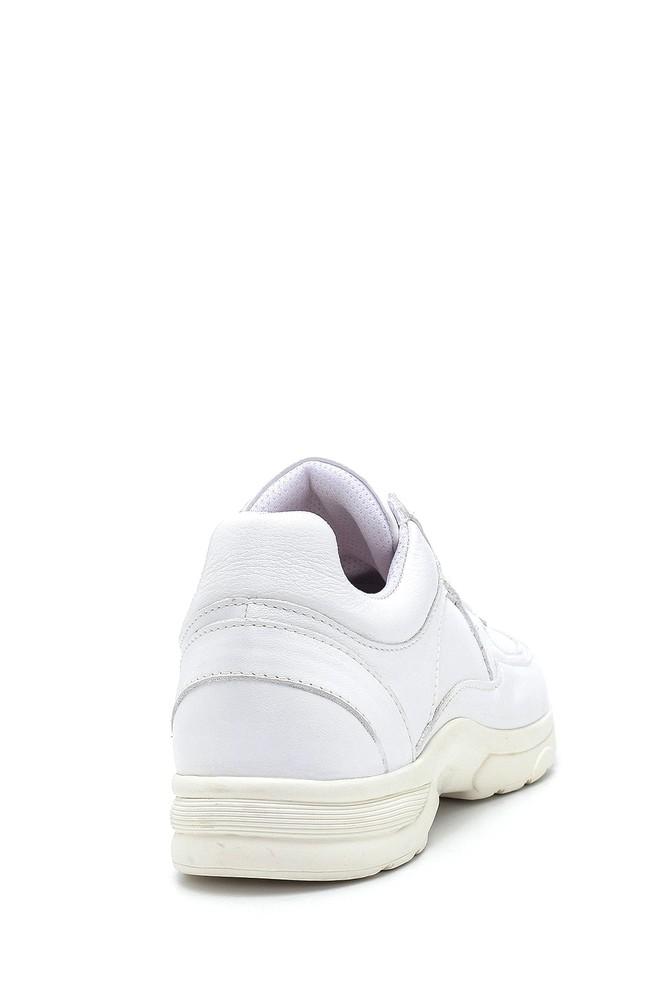 5638304829 Kadın Deri Sneaker