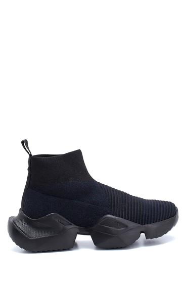 Siyah Kadın Çorap Sneaker 5638308753