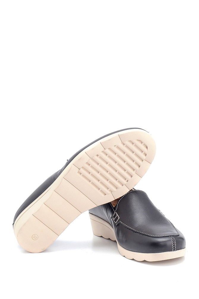5638298118 Kadın Deri Casual Ayakkabı