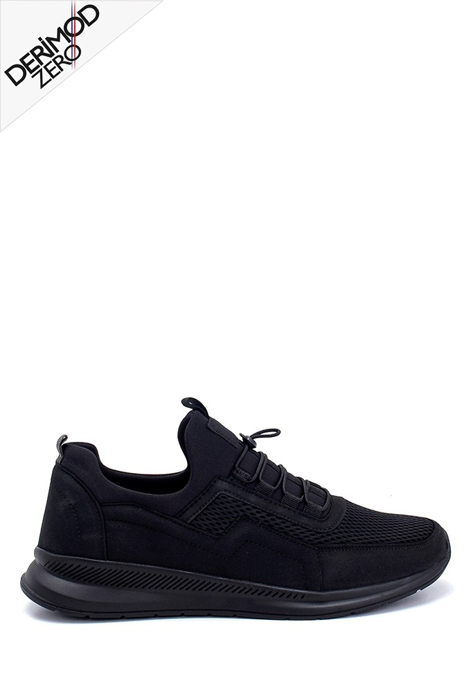 Siyah Erkek Sneaker 5638259569
