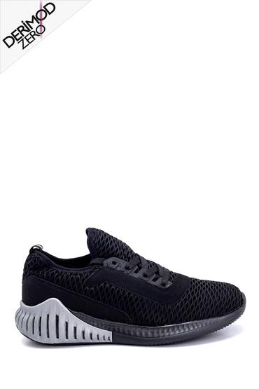 Siyah Erkek Çorap Sneaker 5638259679