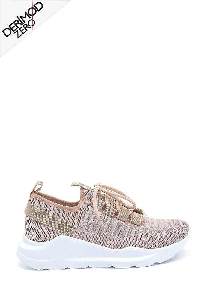 Pudra Kadın Çorap Sneaker 5638273533