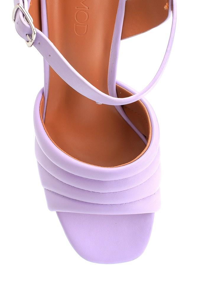 5638263488 Kadın Yüksek Topuklu Sandalet