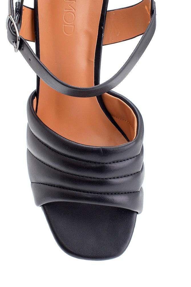 5638263482 Kadın Yüksek Topuklu Sandalet