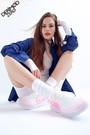5638266565 Kadın Çorap Sneaker