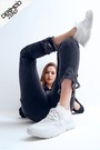 5638280395 Kadın Çorap Sneaker