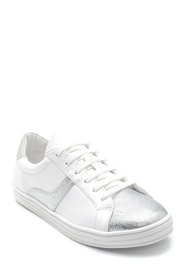 Beyaz Kadın Sneaker 5638294350