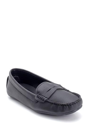 Siyah Kadın Casual Loafer 5638312547