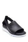 5638280141 Kadın Casual Deri Sandalet