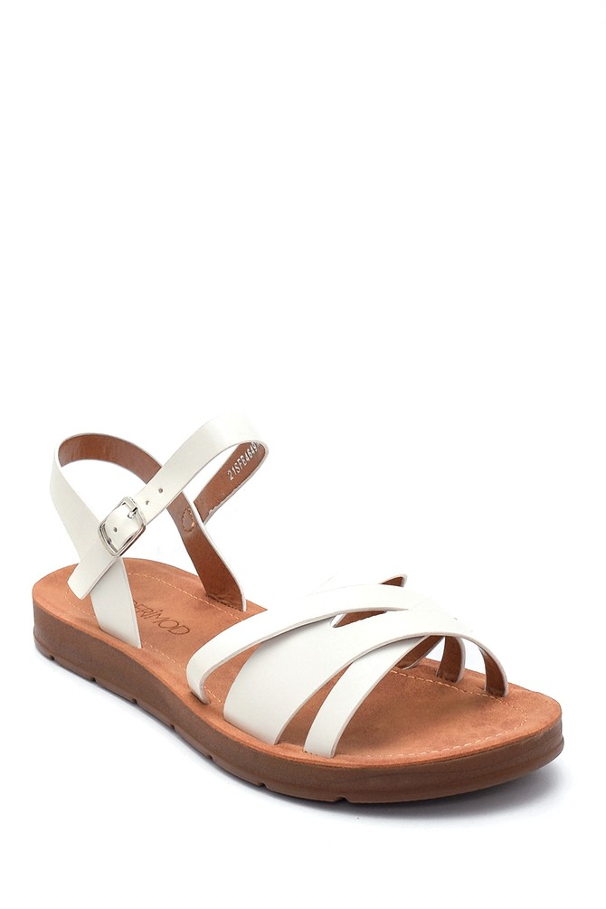 5638263163 Kadın Casual Sandalet