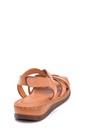 5638273695 Kadın Casual Deri Sandalet