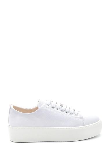 Beyaz Kadın Sneaker 5638293690