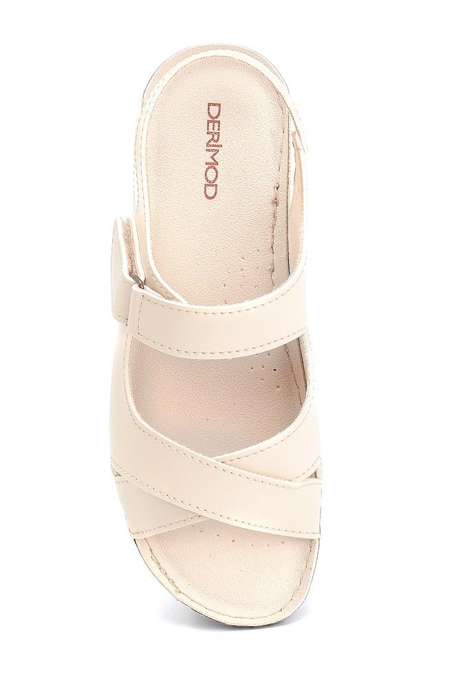 5638305796 Kadın Dolgu Topuk Casual Sandalet