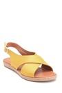 5638260032 Kadın Casual Deri Sandalet