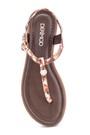 5638266207 Kadın Casual Deri Sandalet