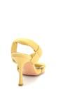 5638286992 Kadın Casual Topuklu Deri Sandalet