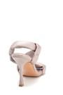 5638288512 Kadın Casual Topuklu Deri Sandalet