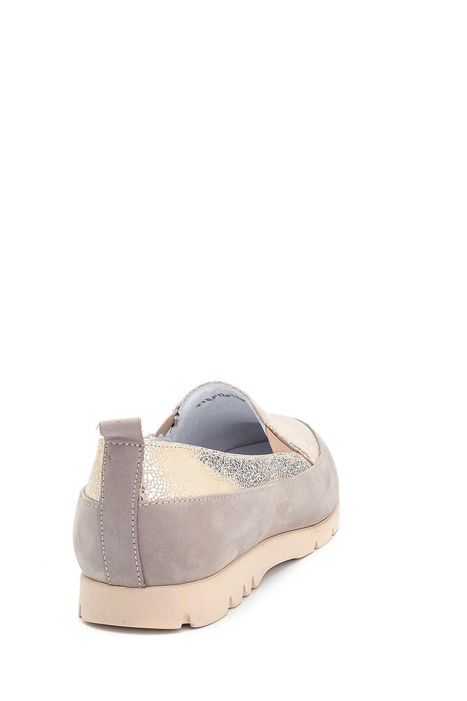5638298098 Kadın Casual Deri Ayakkabı