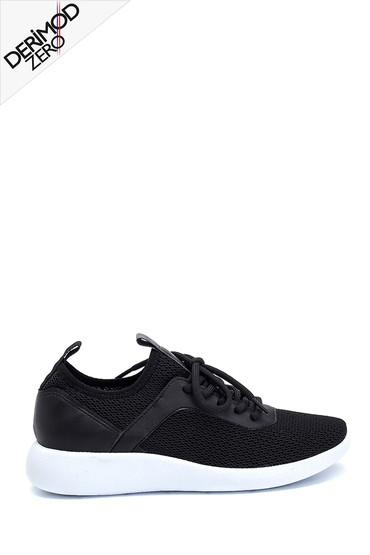 Siyah Kadın Çorap Sneaker 5638273600