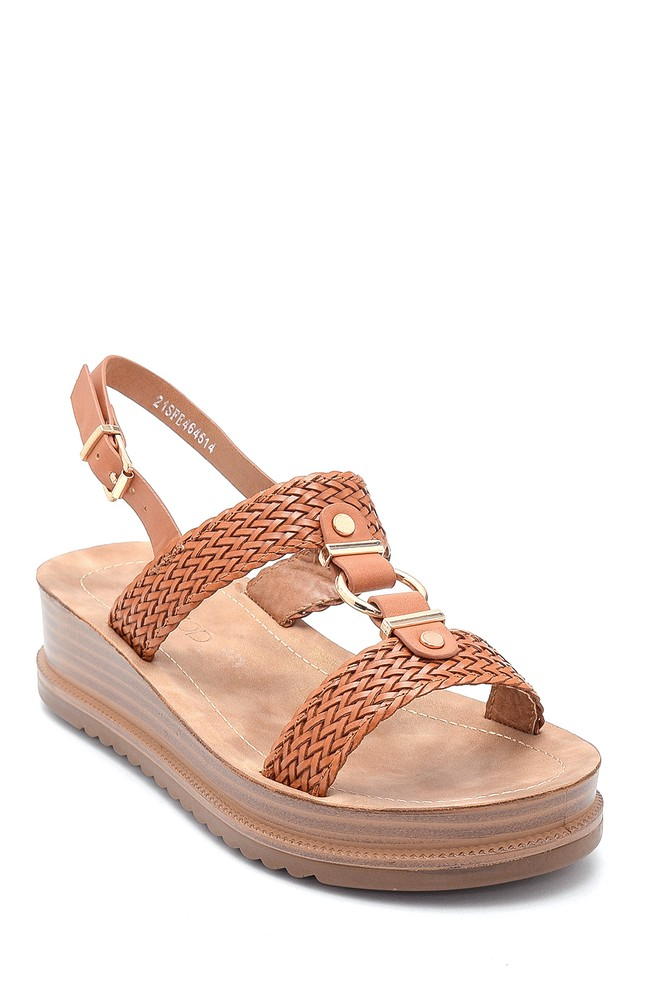 5638263067 Kadın Casual Sandalet