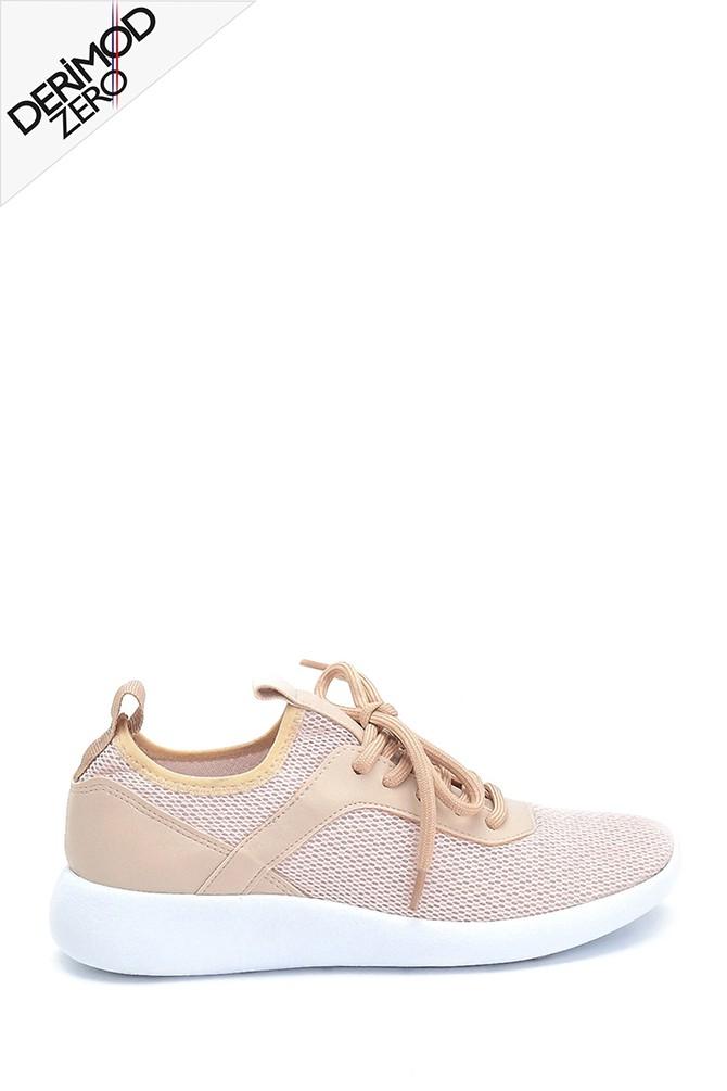 Bej Kadın Çorap Sneaker 5638286076