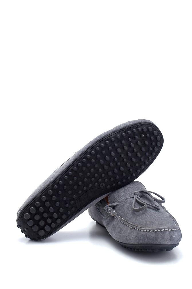 5638127414 Erkek Süet Deri Loafer