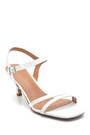 5638263556 Kadın Casual Topuklu Sandalet