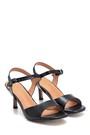 5638263583 Kadın Casual Topuklu Sandalet
