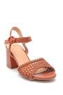 5638137656 Kadın Kalın Topuklu Casual Sandalet