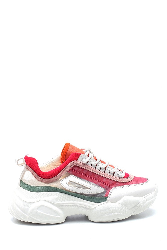 Pembe Kadın Sneaker 5638128699