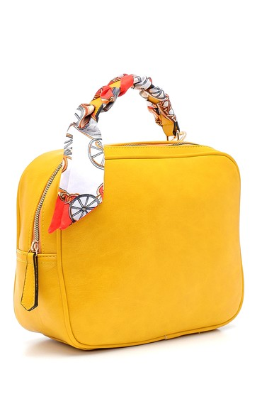 Sarı Kadın Casual Kol Çantası 5638155841