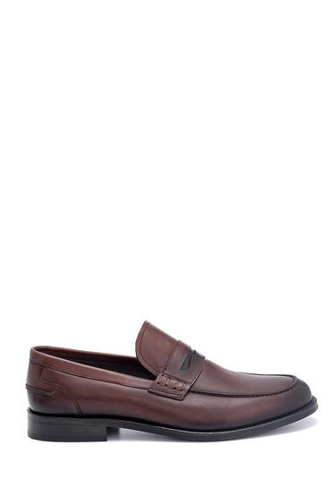 Kahverengi Erkek Deri Loafer 5638247330