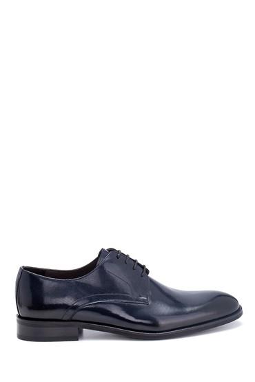 Lacivert Erkek Deri Klasik Ayakkabı 5638247462