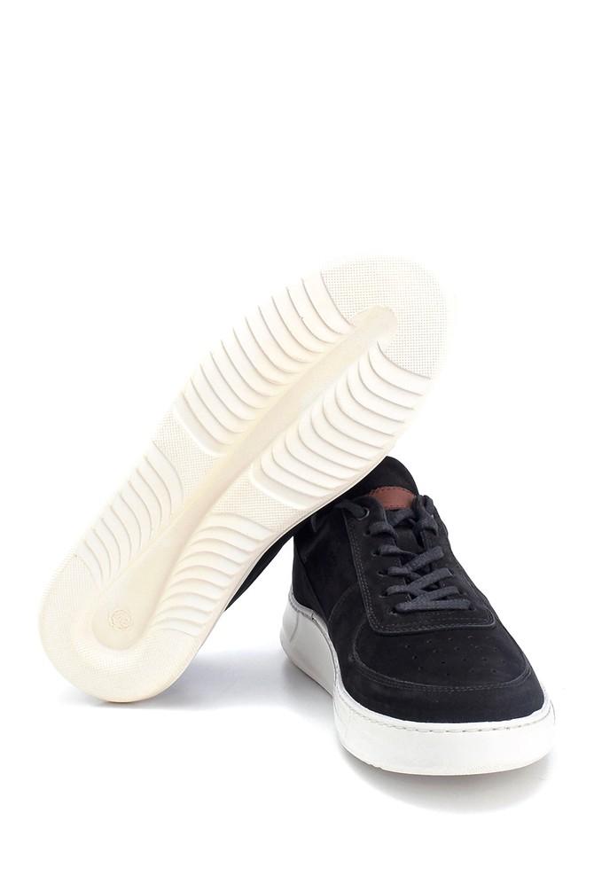 5638251607 Erkek Nubuk Deri Sneaker