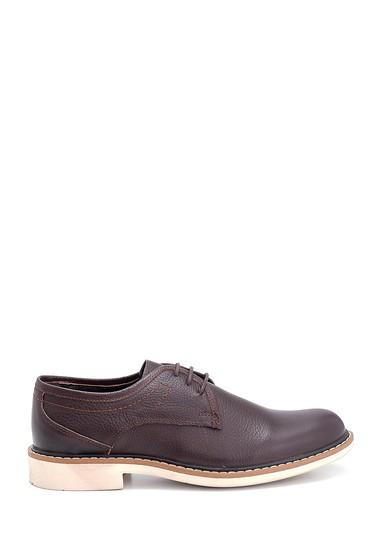 Kahverengi Erkek Deri Casual Ayakkabı 5638252573