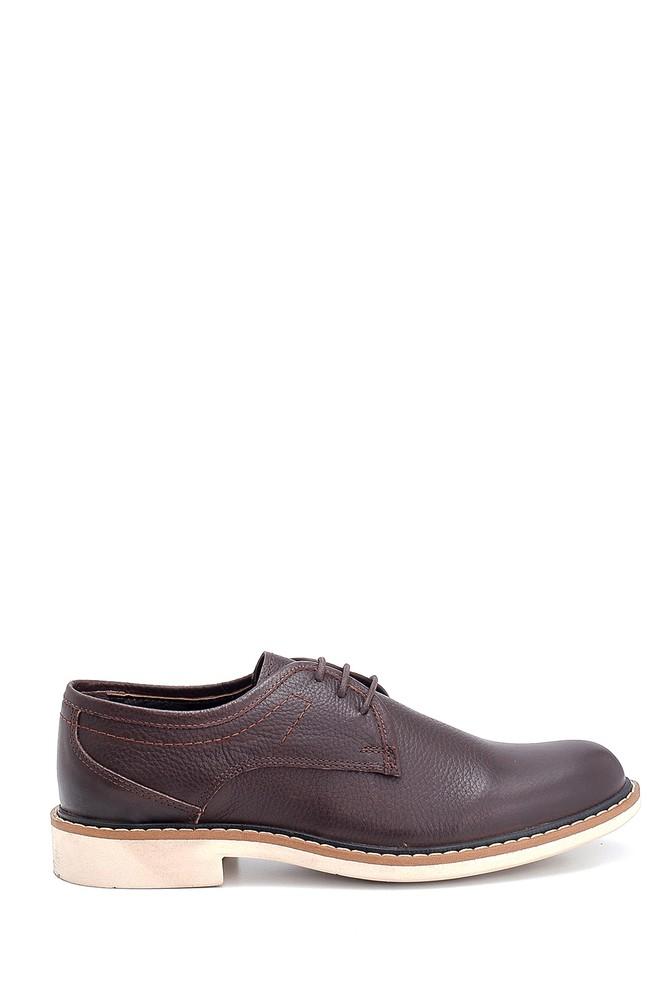 Kahverengi Erkek Deri Casual Ayakkabı 5638252588