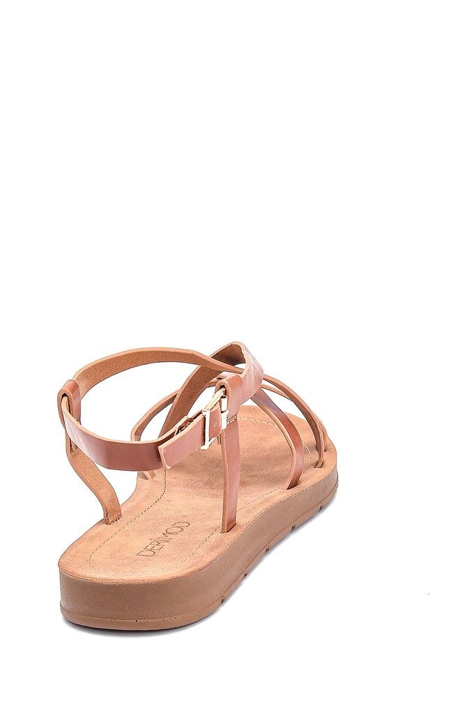 5638262324 Kadın Casual Sandalet