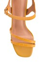 5638263558 Kadın Casual Topuklu Sandalet